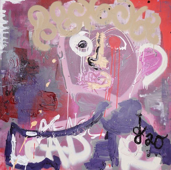 'Study of Self No. 2' - Dori - DORI JONETZ-KNUDE