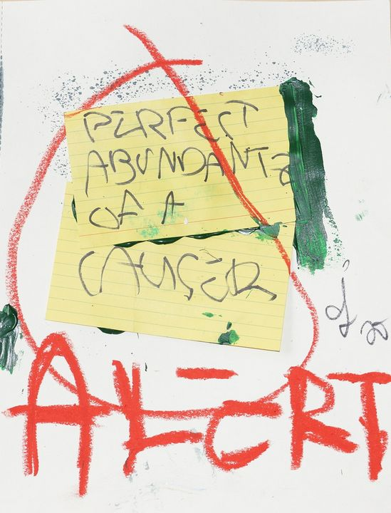 'Alert' - Dori Jonetz-Knude - DORI JONETZ-KNUDE