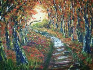 Autumn Fantasy Forest