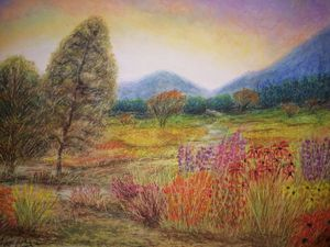 Late Summer Meadow