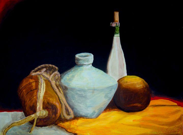 Still life - Juhan Rodrik
