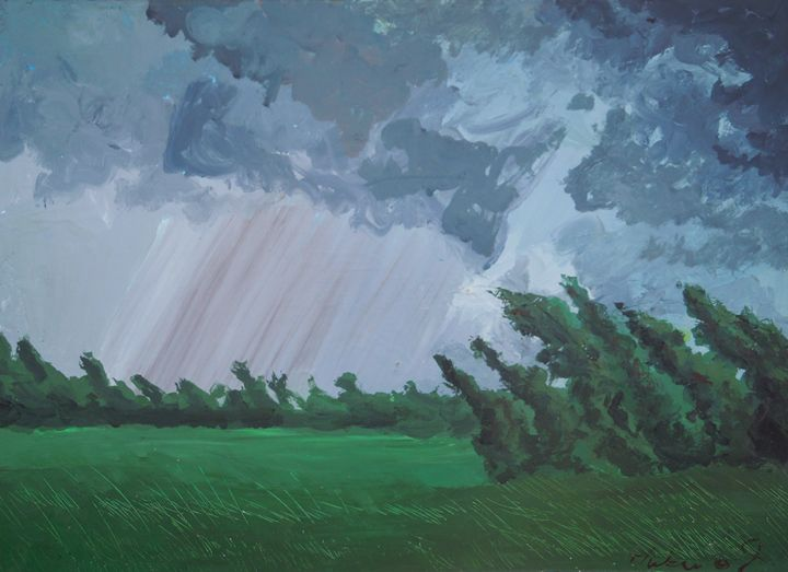 The Storm - Juhan Rodrik
