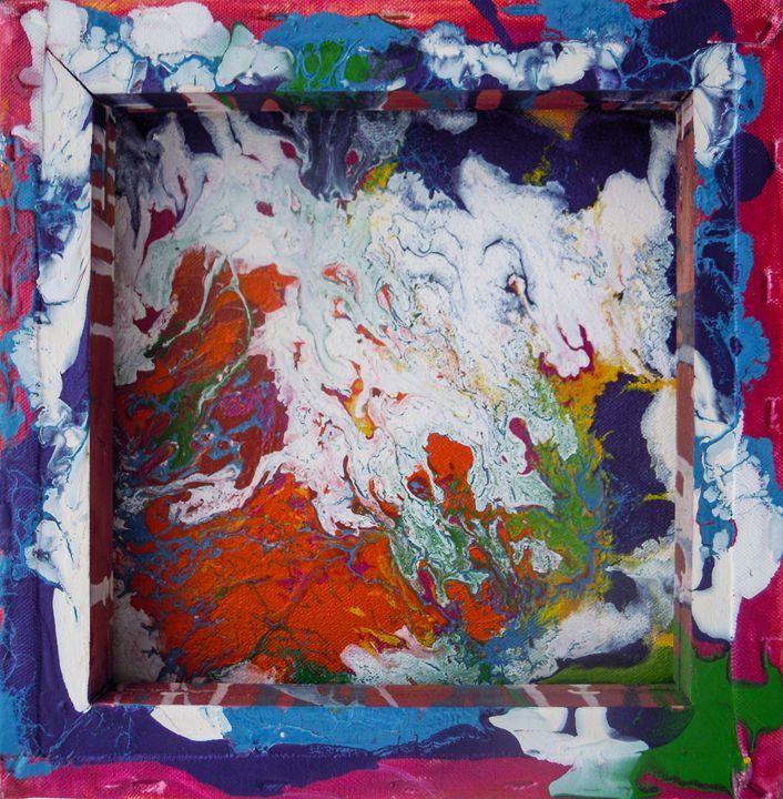 Behind The Painting - Juhan Rodrik