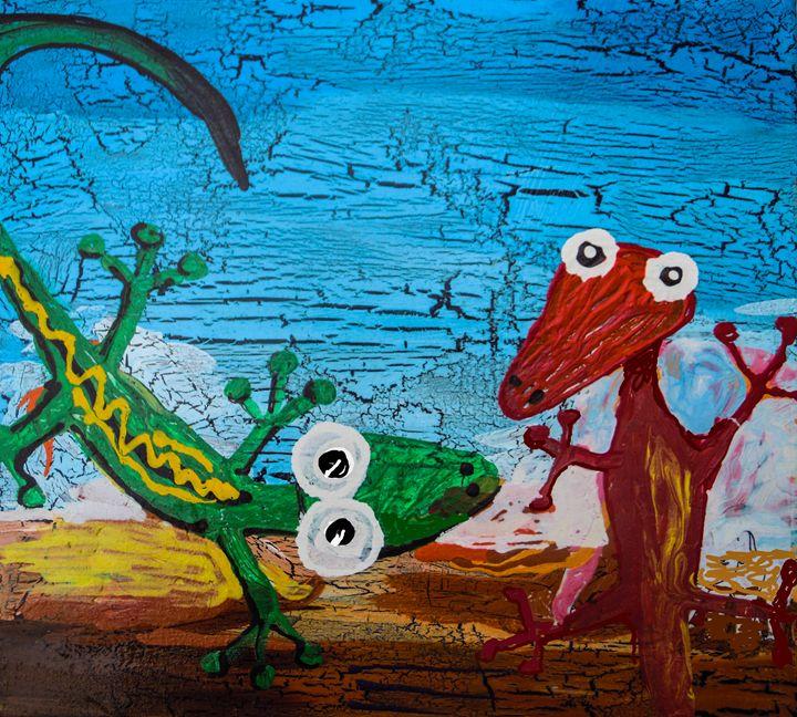 Lovely Gecko - Juhan Rodrik