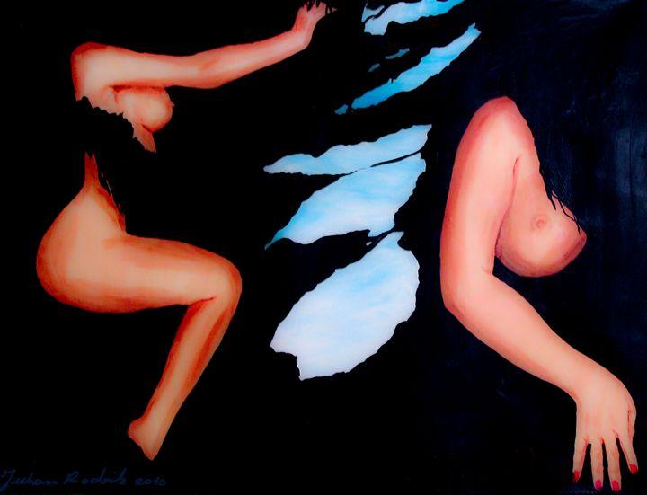 Outbreak From The Dark - Juhan Rodrik