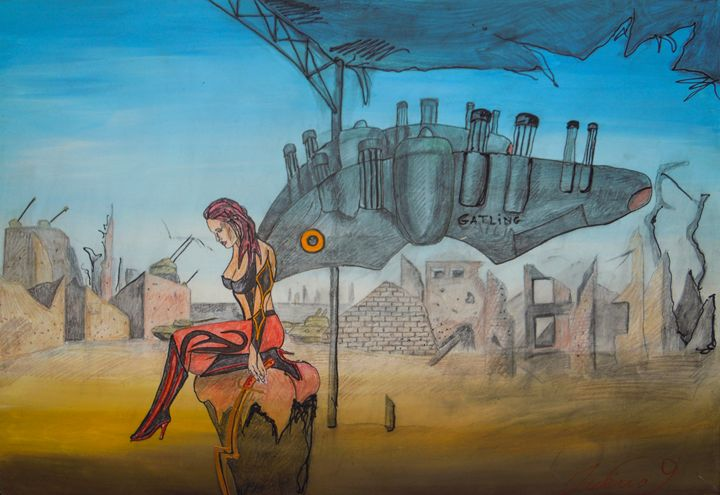 The Gatling Fairy - Juhan Rodrik