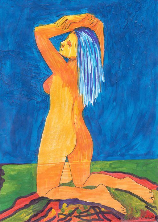 The Night - Juhan Rodrik