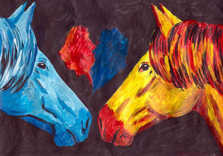 Night Horses - Juhan Rodrik