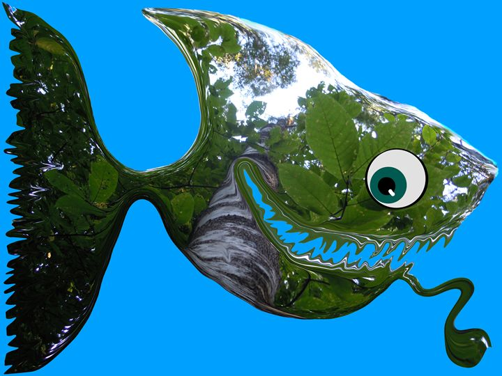 Tree Fish - Juhan Rodrik