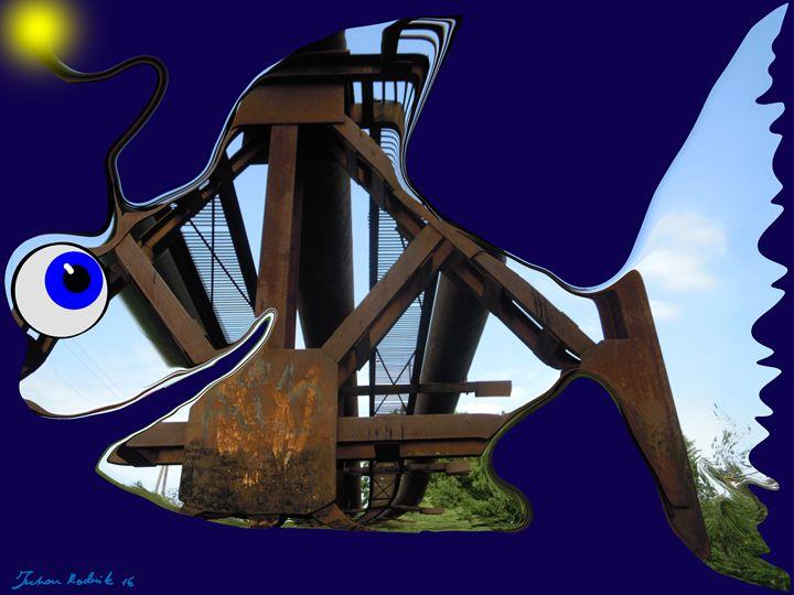 Steel Fish - Juhan Rodrik