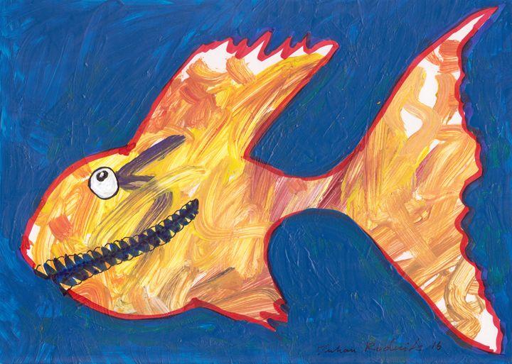 Fishy - Juhan Rodrik