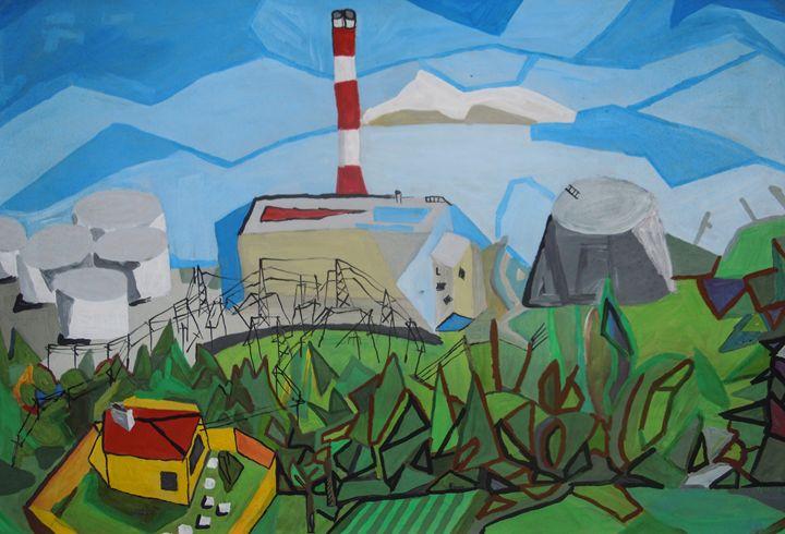 Power Plant - Juhan Rodrik