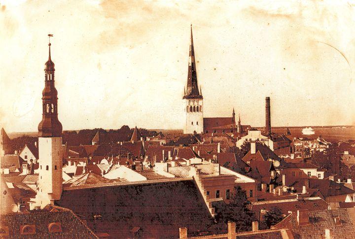 Tallinn Old Town - Juhan Rodrik