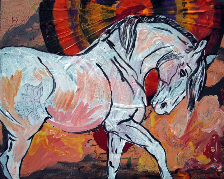 The White Horse - Juhan Rodrik