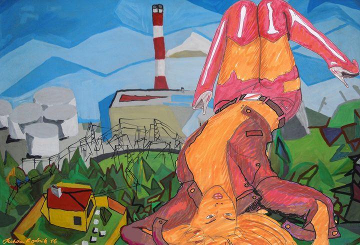Power Plant Chillout - Juhan Rodrik