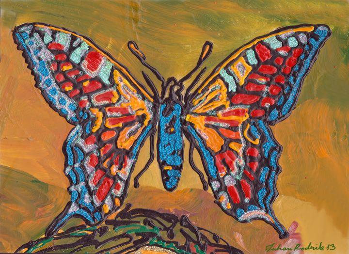 Sunset Butterfly - Juhan Rodrik