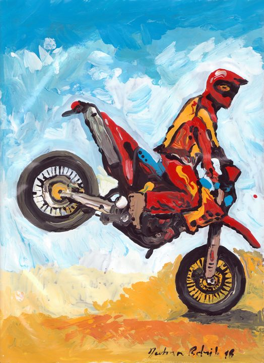 Biker - Juhan Rodrik