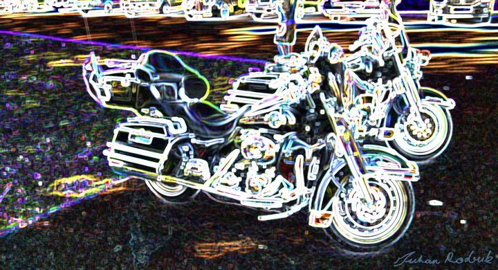 Biker Disco - Juhan Rodrik