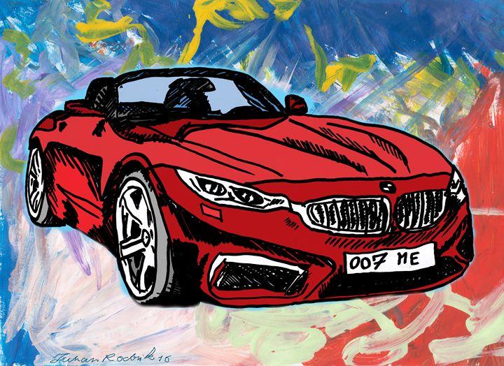 Red Ride - Juhan Rodrik