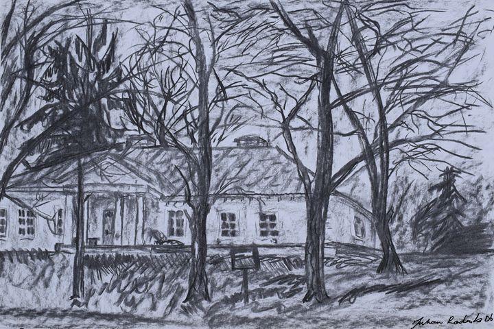 Old Mansion - Juhan Rodrik