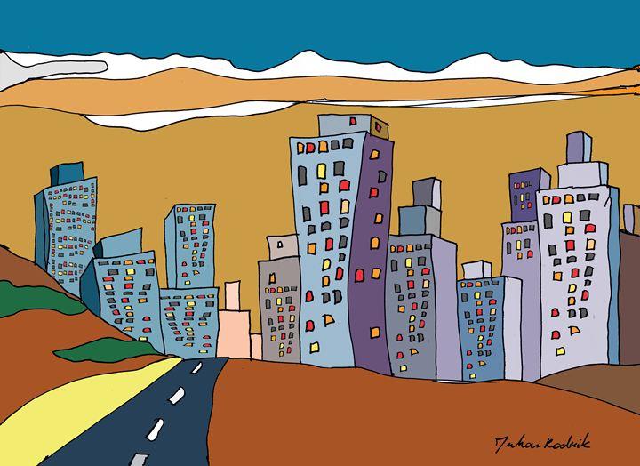 The Town - Juhan Rodrik