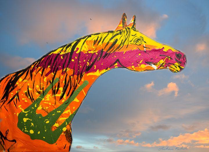 Sunny Horse - Juhan Rodrik