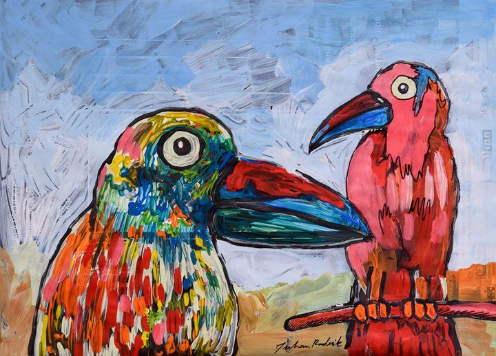 Two Birds - Juhan Rodrik