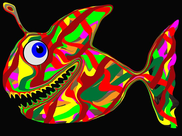 Happy Fish - Juhan Rodrik