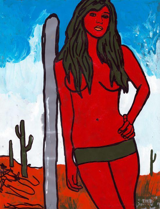 Desert - Juhan Rodrik