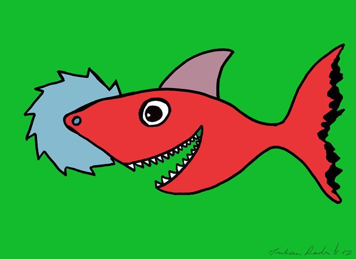 Sawfish - Juhan Rodrik