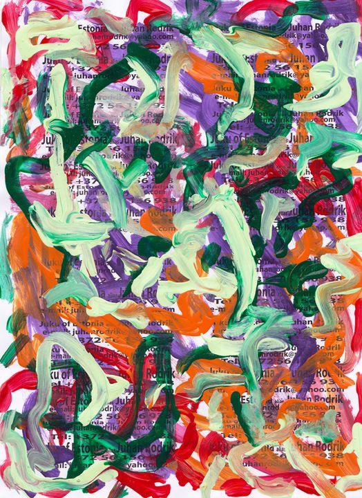 Abstract - Juhan Rodrik