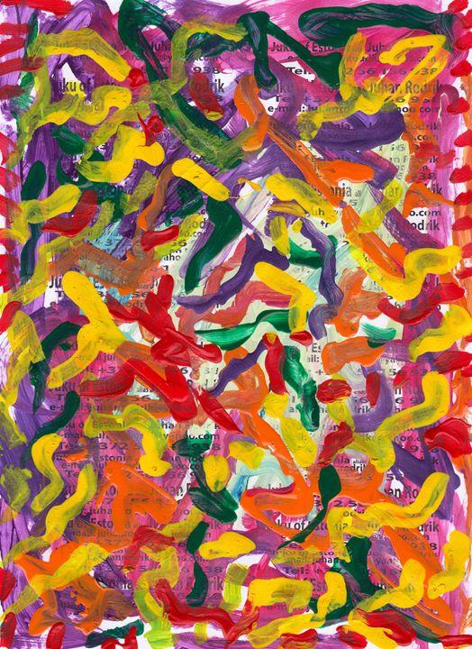 Color Game - Juhan Rodrik