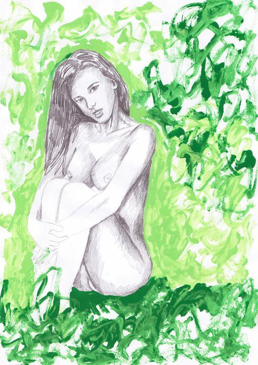 In Green - Juhan Rodrik