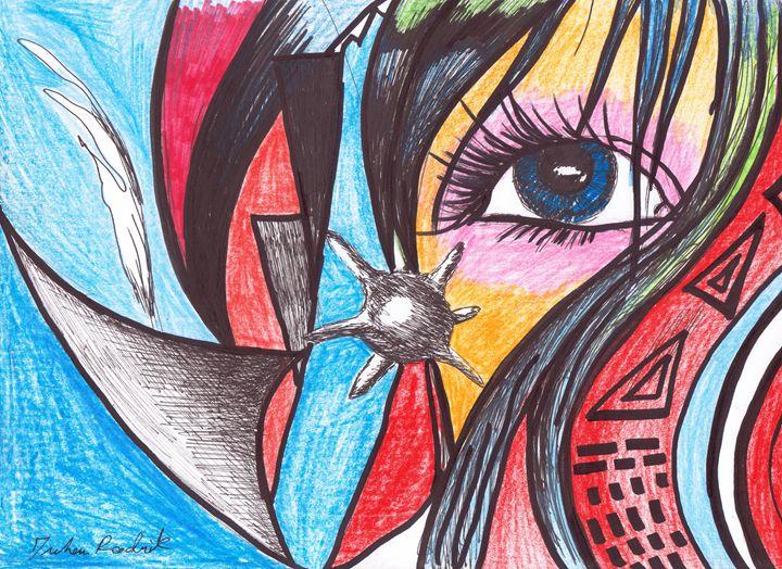 Eye - Juhan Rodrik