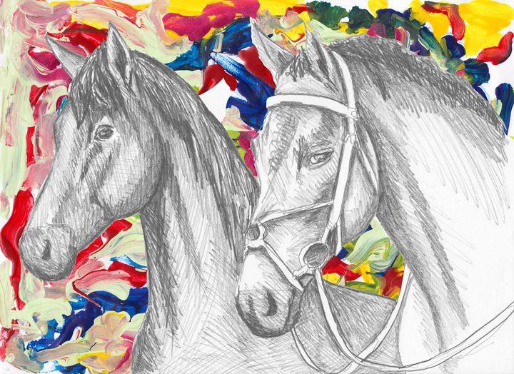Horses - Juhan Rodrik
