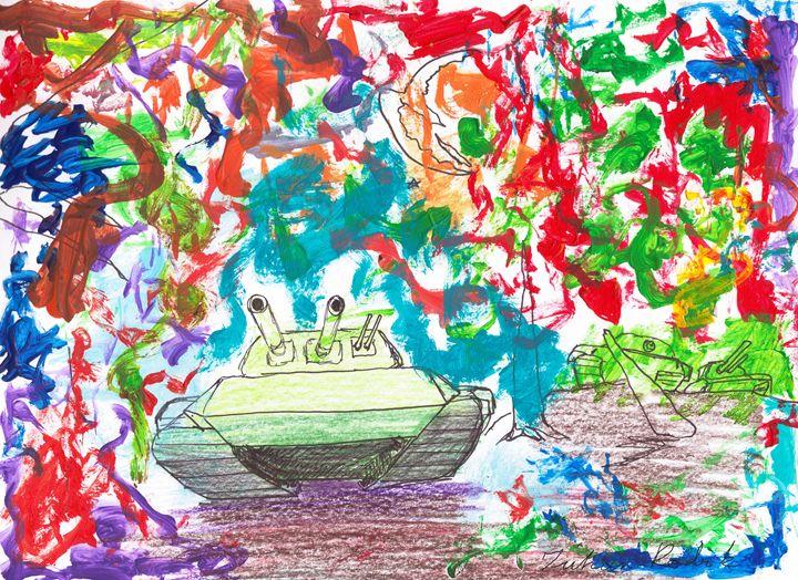 Color Tank - Juhan Rodrik