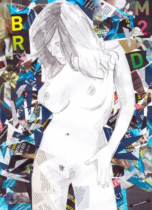 The News Lady - Juhan Rodrik