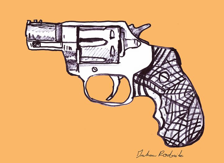 Revolver - Juhan Rodrik