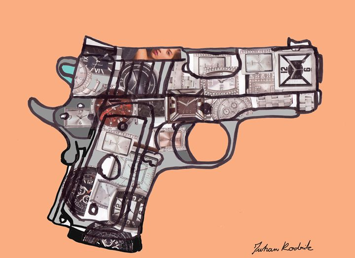 The Time Gun - Juhan Rodrik