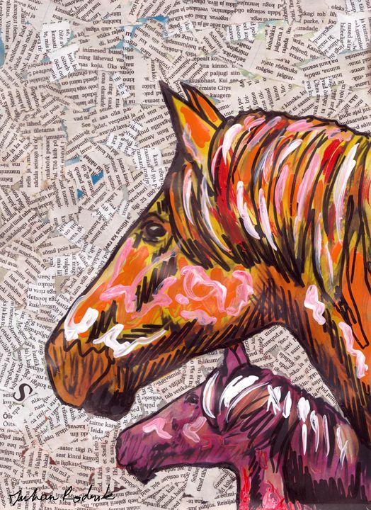News Horses - Juhan Rodrik