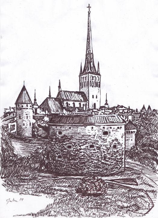 Tallinn - Juhan Rodrik
