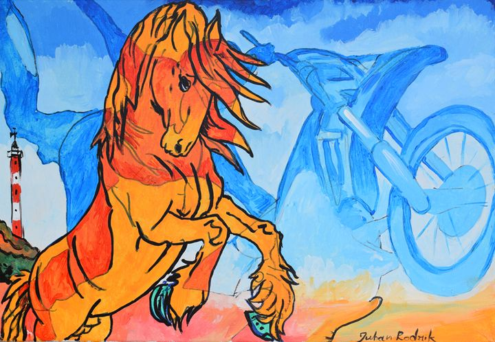 Free Style Horsepower - Juhan Rodrik