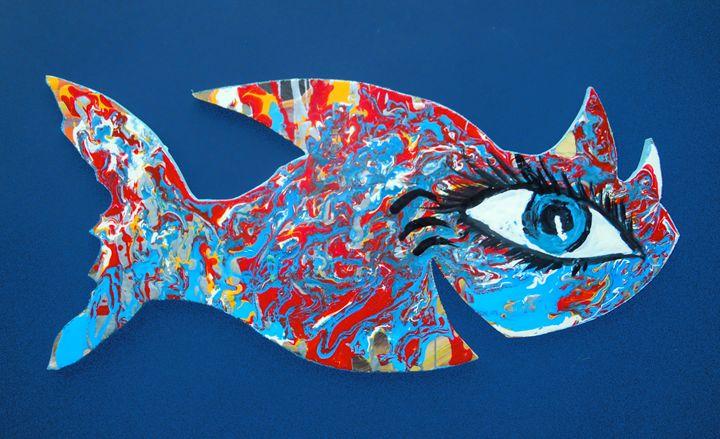 Happy Fish - The Rhinofish - Juhan Rodrik