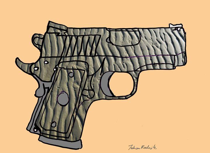 The Beach Gun - Juhan Rodrik