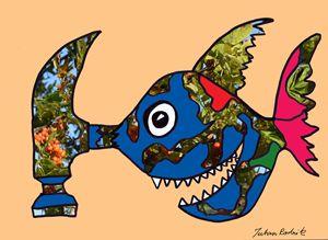 Berries Fish
