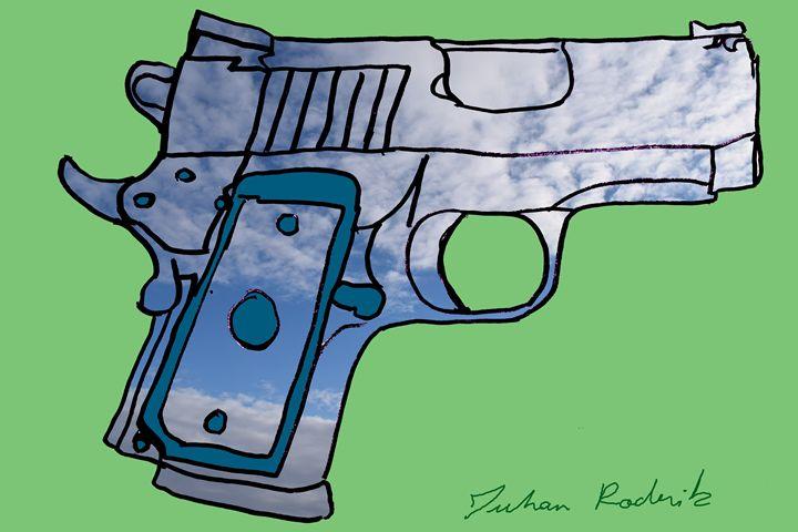 Cloud Gun - Juhan Rodrik