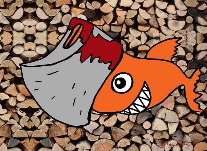 Firewood Fish - Juhan Rodrik