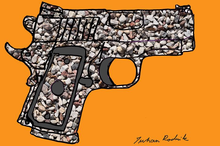 Gravel Gun - Juhan Rodrik