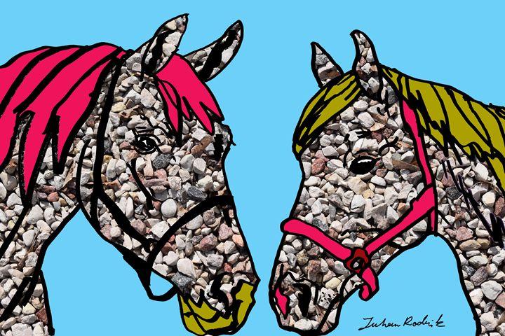 Gravel Horses - Juhan Rodrik