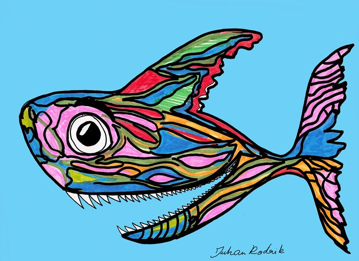 Smiling Fish - Juhan Rodrik